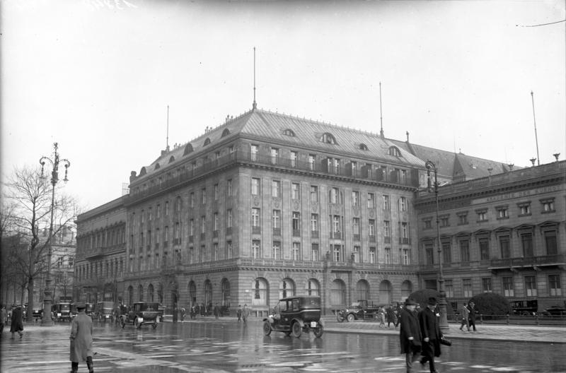 Berlin, Hotel Adlon