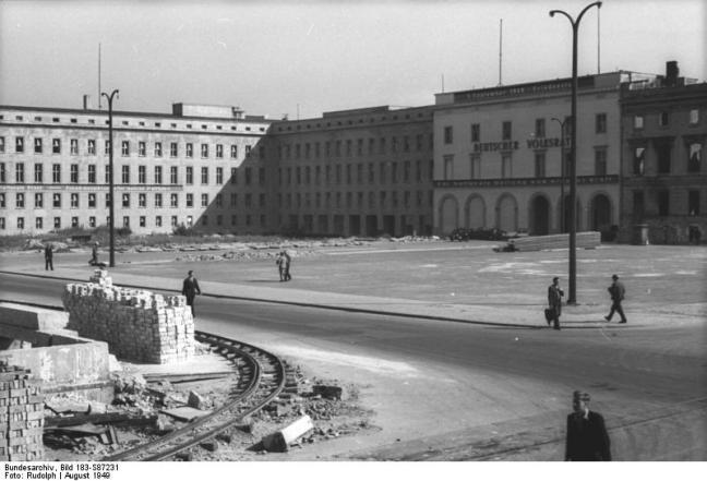 Berlin, Wilhelmplatz