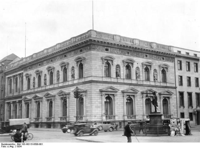 Berlin, Palais Voß