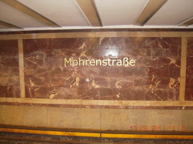 Mohrenstrasse 1