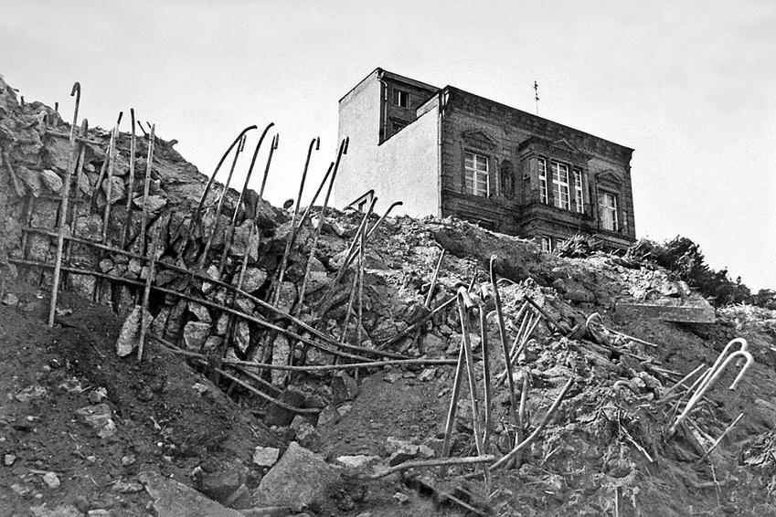 Bunker Bunker der Neuen Reichskanzlei