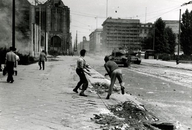 06.16.1953 East German uprising